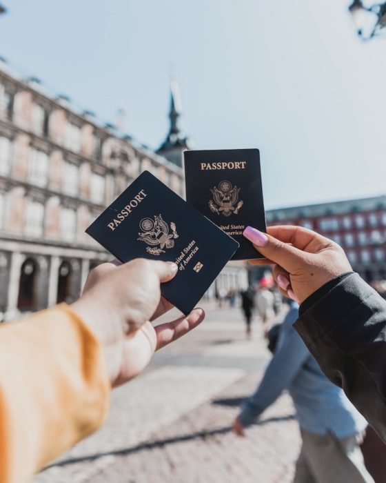 2 american passports: checklist for moving abroad