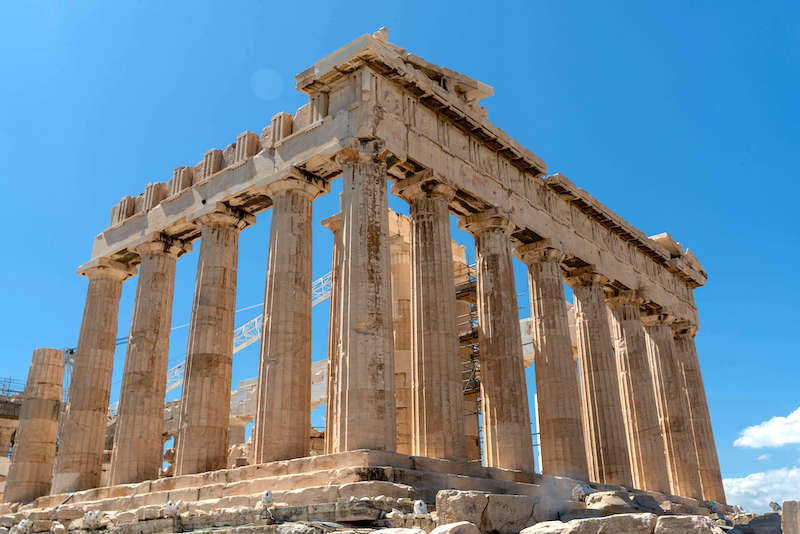 Realities and struggles of Greek life for an Expat