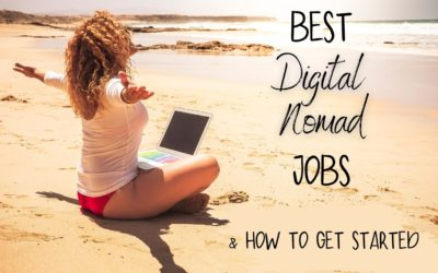 Best Jobs for Digital Nomads: Don't Wait to Take Your Vacation Days